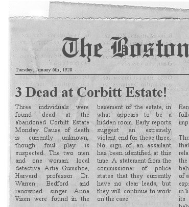 Boston globe jan 6 1920