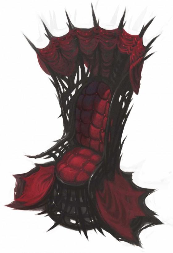 Crimson throne 560x818