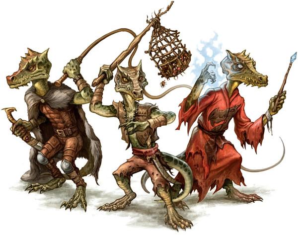 Kobold Tribes