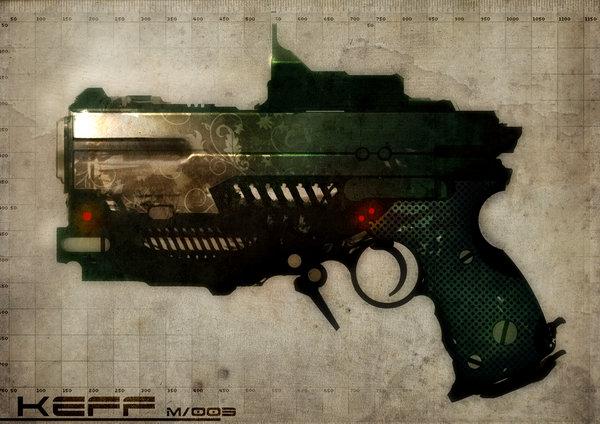 Gun for campaign