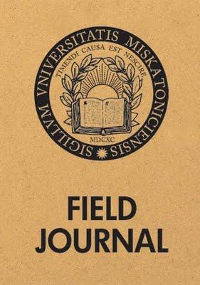 Miskatonic university cover