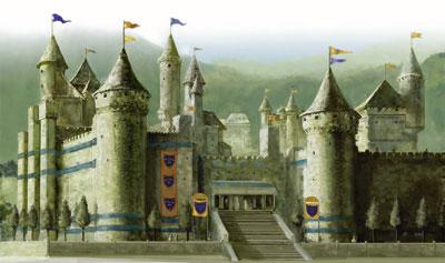 Lions pride castle