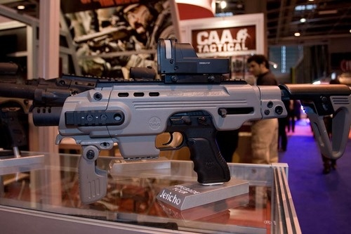Pistol carbine converter 2