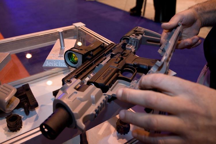 Pistol carbine converter