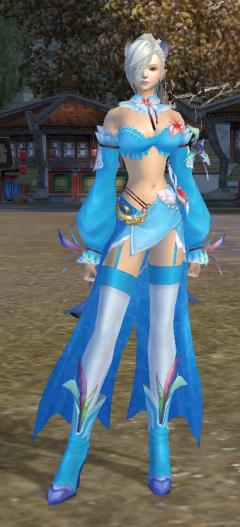 Celestial girl