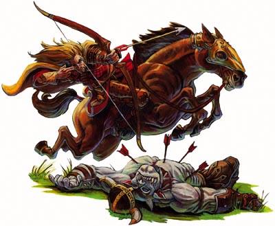 Cynthian rider