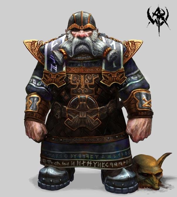 Llovn stonewalker