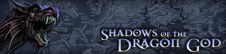 Shadows of the Dragon God