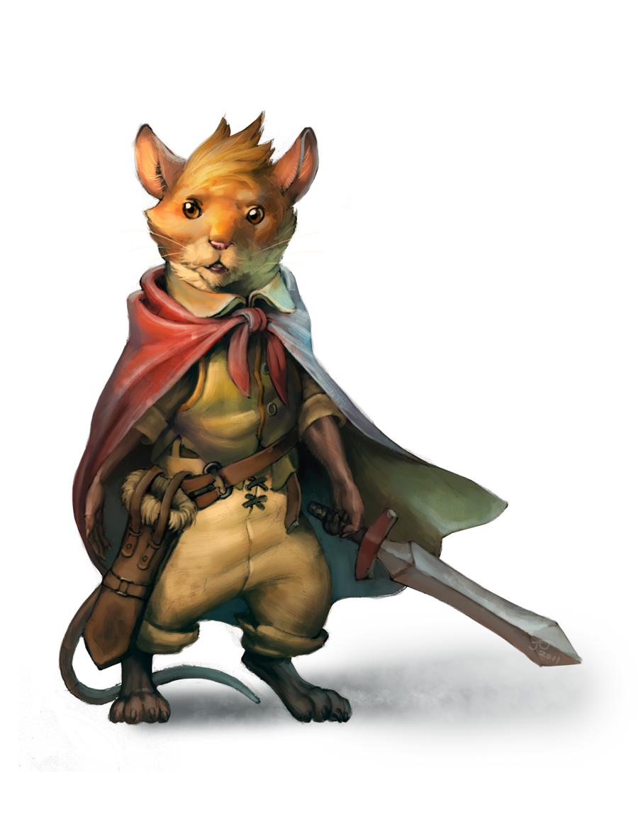 Redwall races   mouse 2 0 by chichapie d3dhwaq