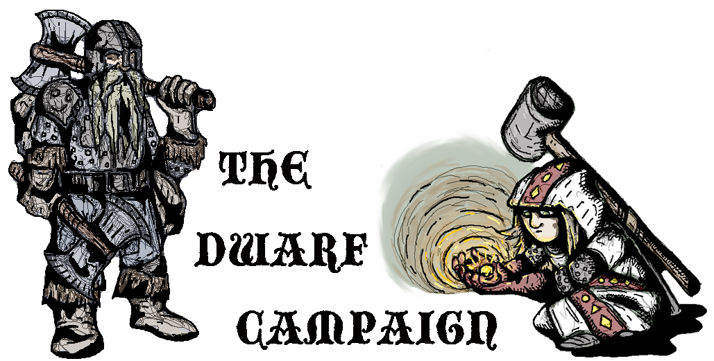 The dwarf campaign