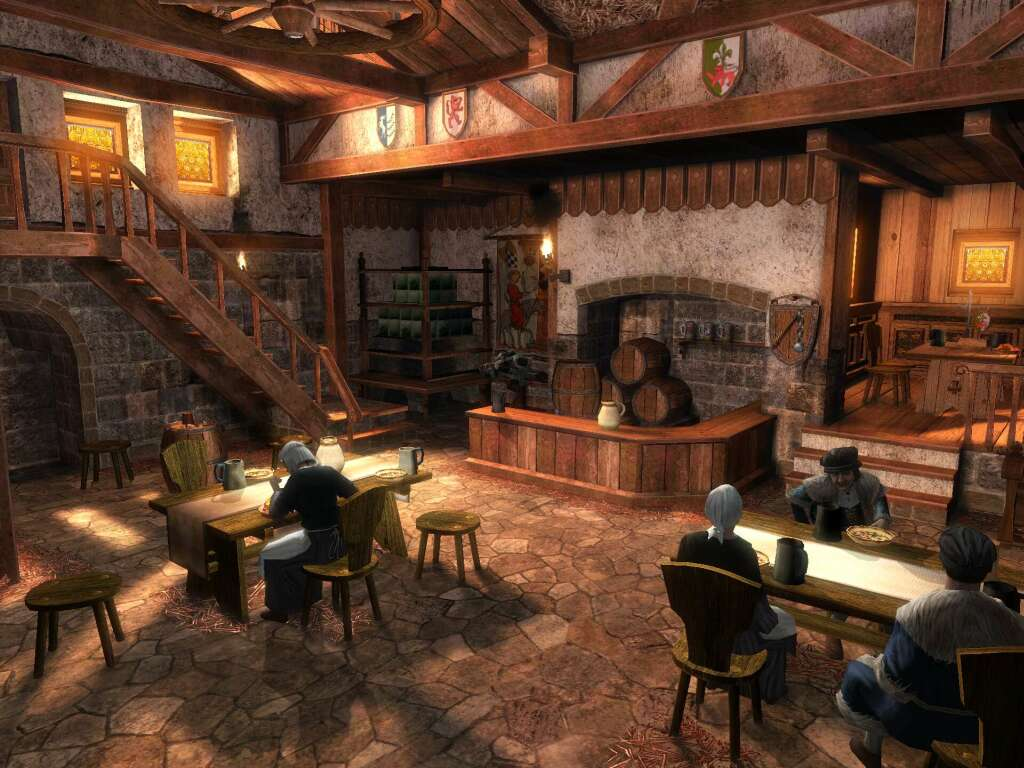 Typical tavern
