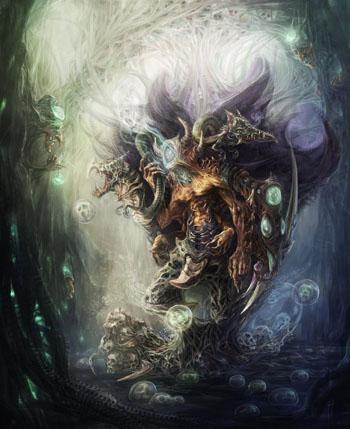 God of death by zongdatdo811
