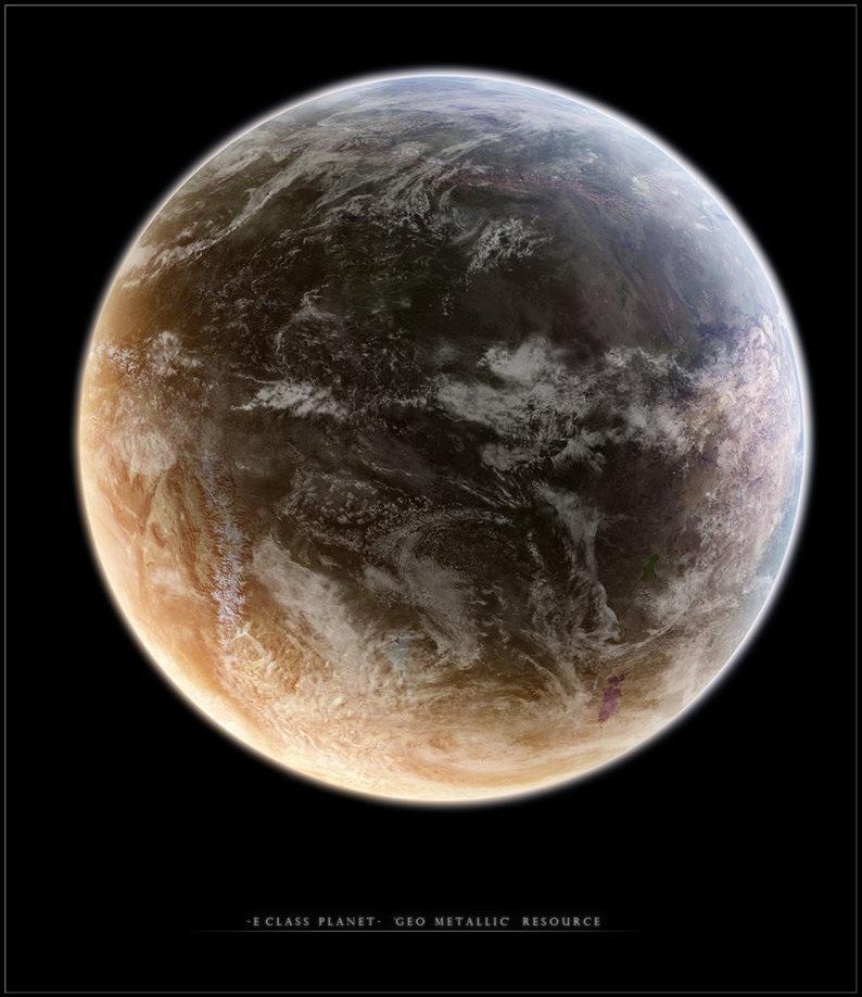 An orbital view of Baron