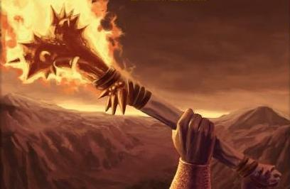 Torch of the Burning Sky