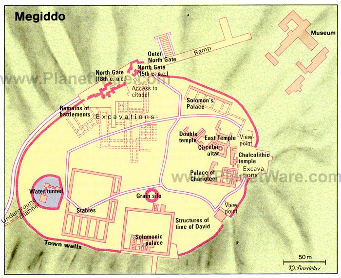 Megiddo Overview