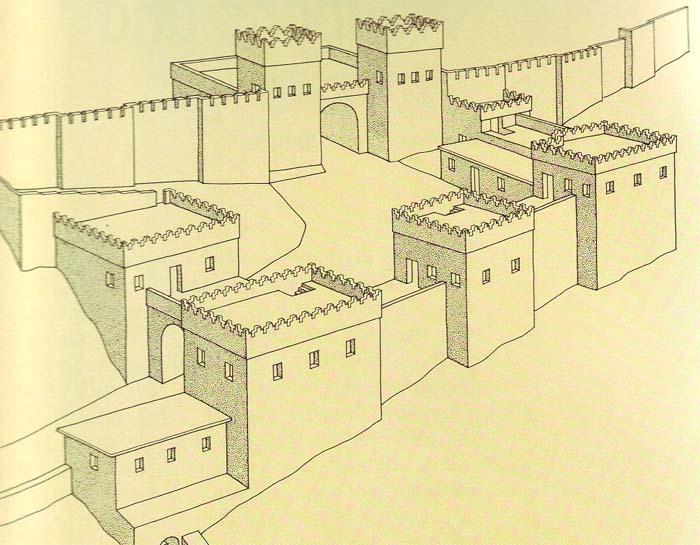 Megiddo gates
