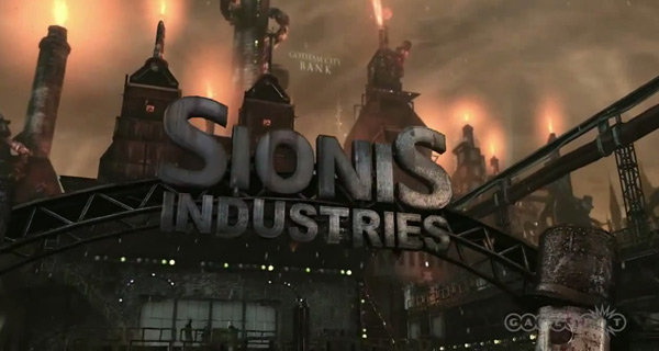 Arkham city sionis industries