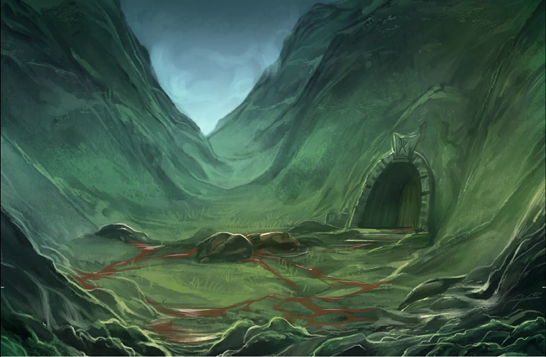 Crypt of kassen