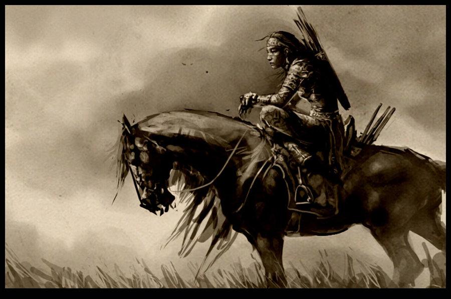 Cynthian rider 1