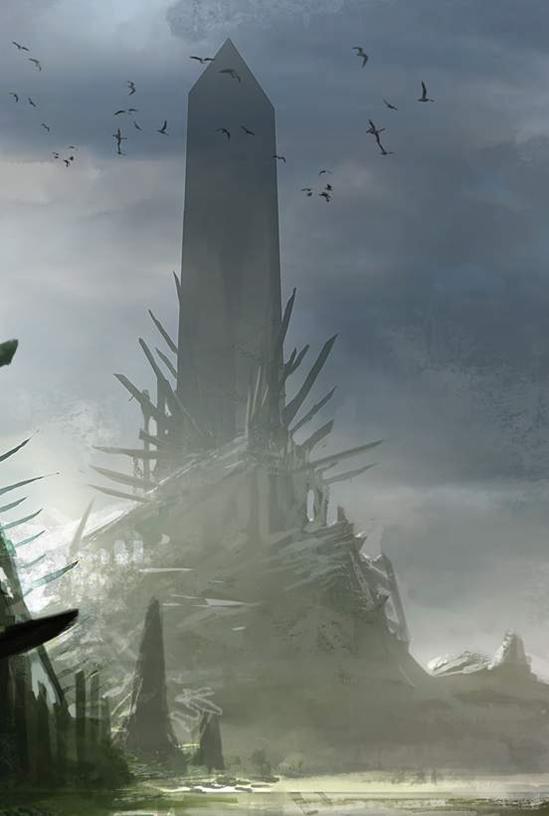 Tower of necromancy