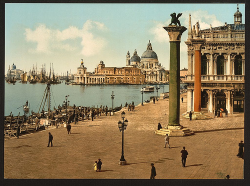 Veniceca.1890 s