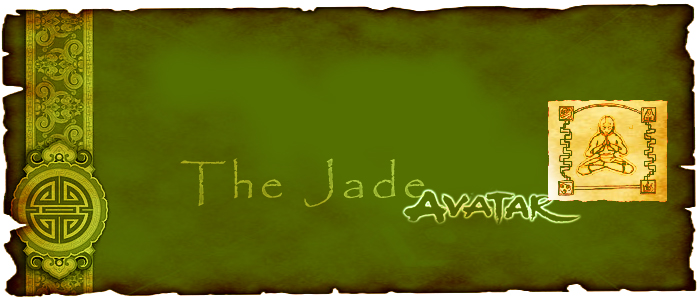 The Jade Avatar
