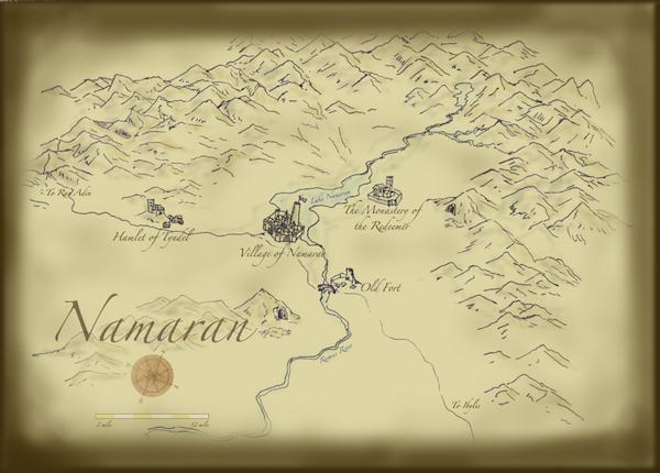 Namaran valley