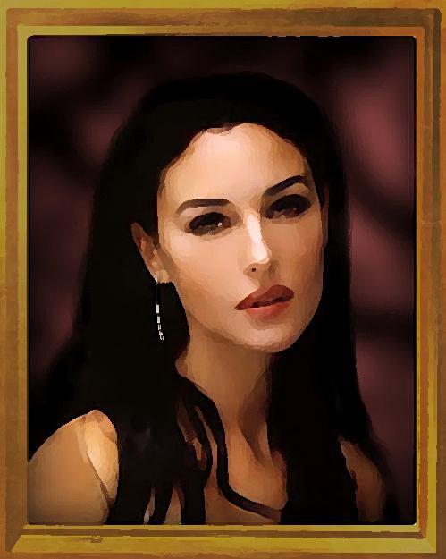 Iesha portrait