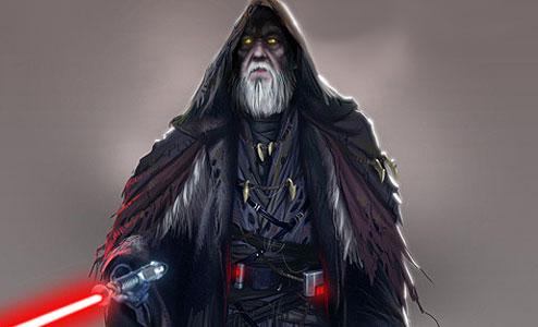 Sith dark obi wan kenobi