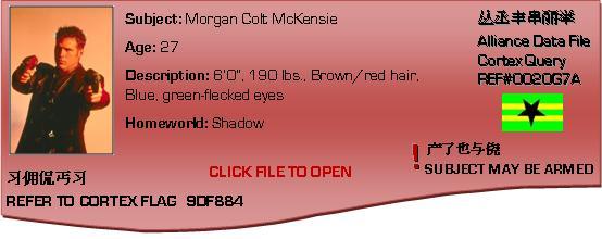 Colt McKensie