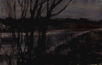 River at night1
