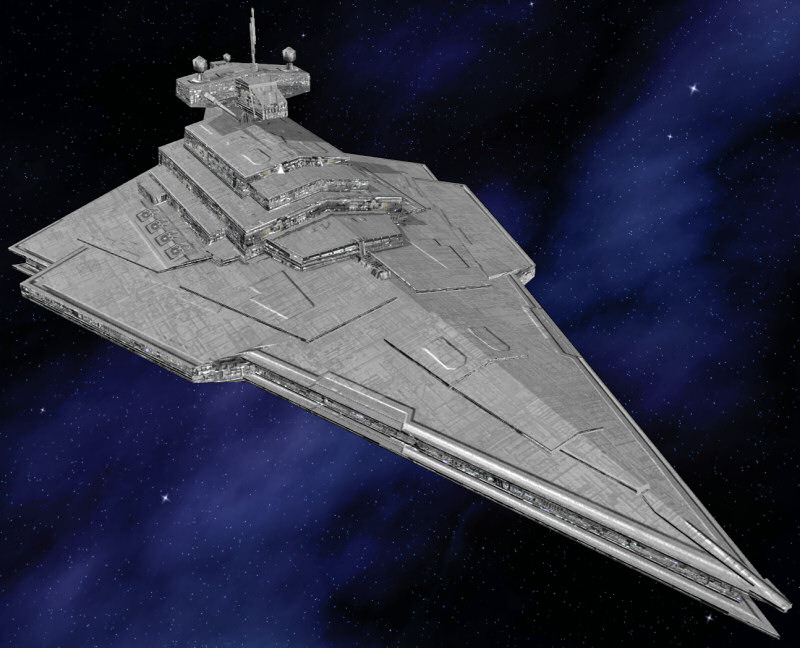 Victory ii class star destroyer