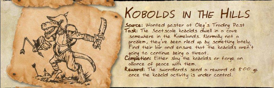 Kobolds