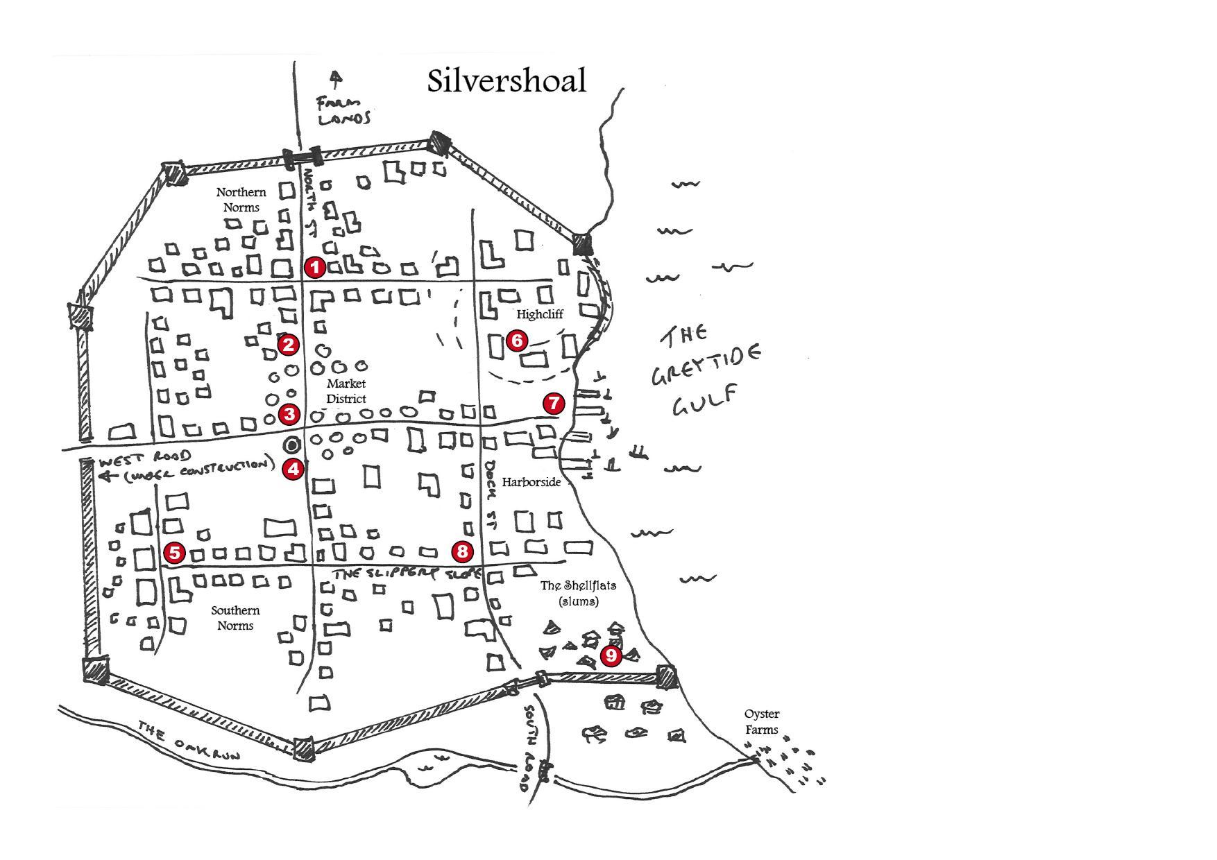 Silvershoal
