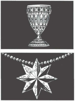 Cup and talisman01