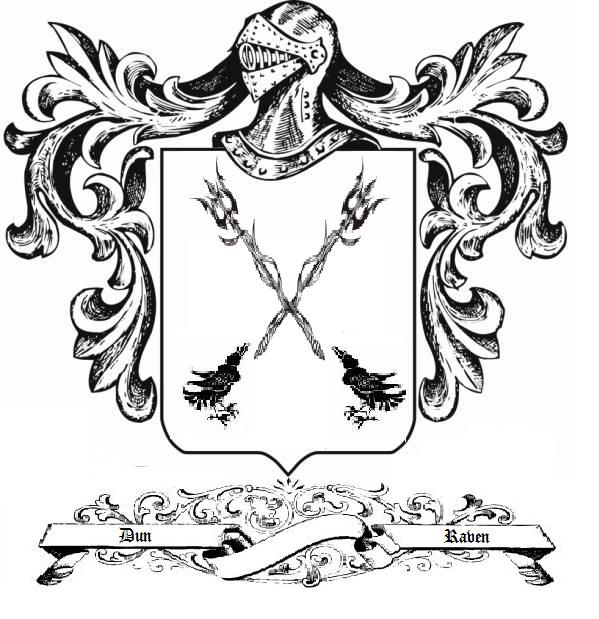 Dunraven crest