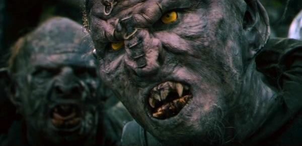Orc closeup