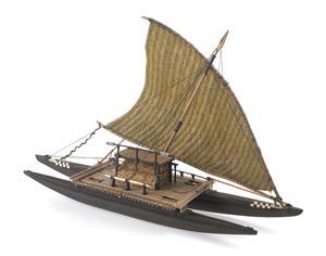Gul canoe