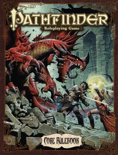 Pathfinder rpg resources core ruleb