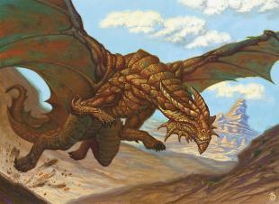 310px copper dragon   chris seaman