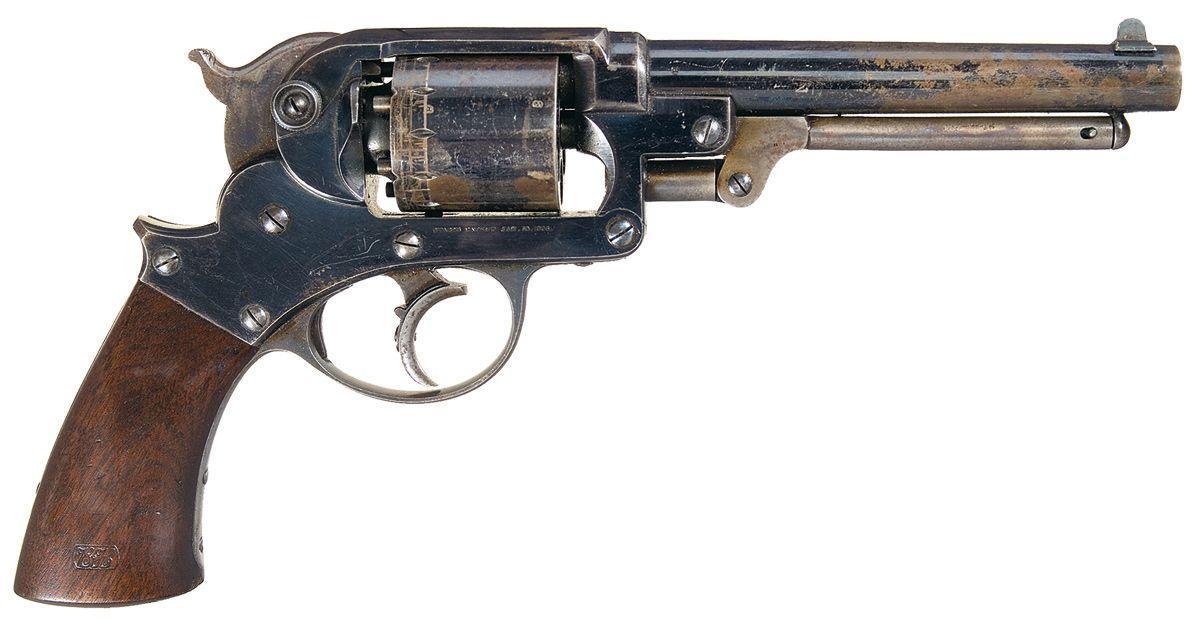 Mina 40cal revolver