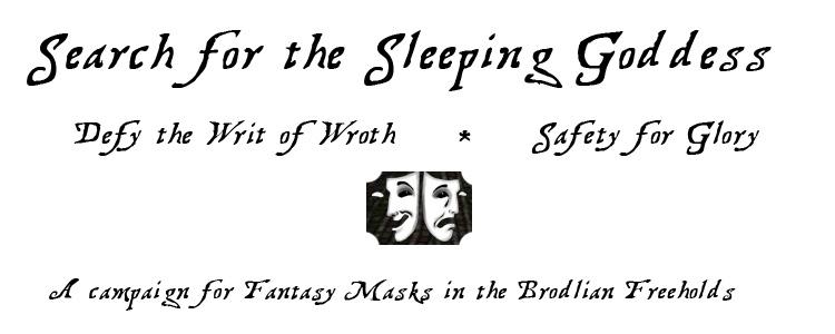 Sleeping title