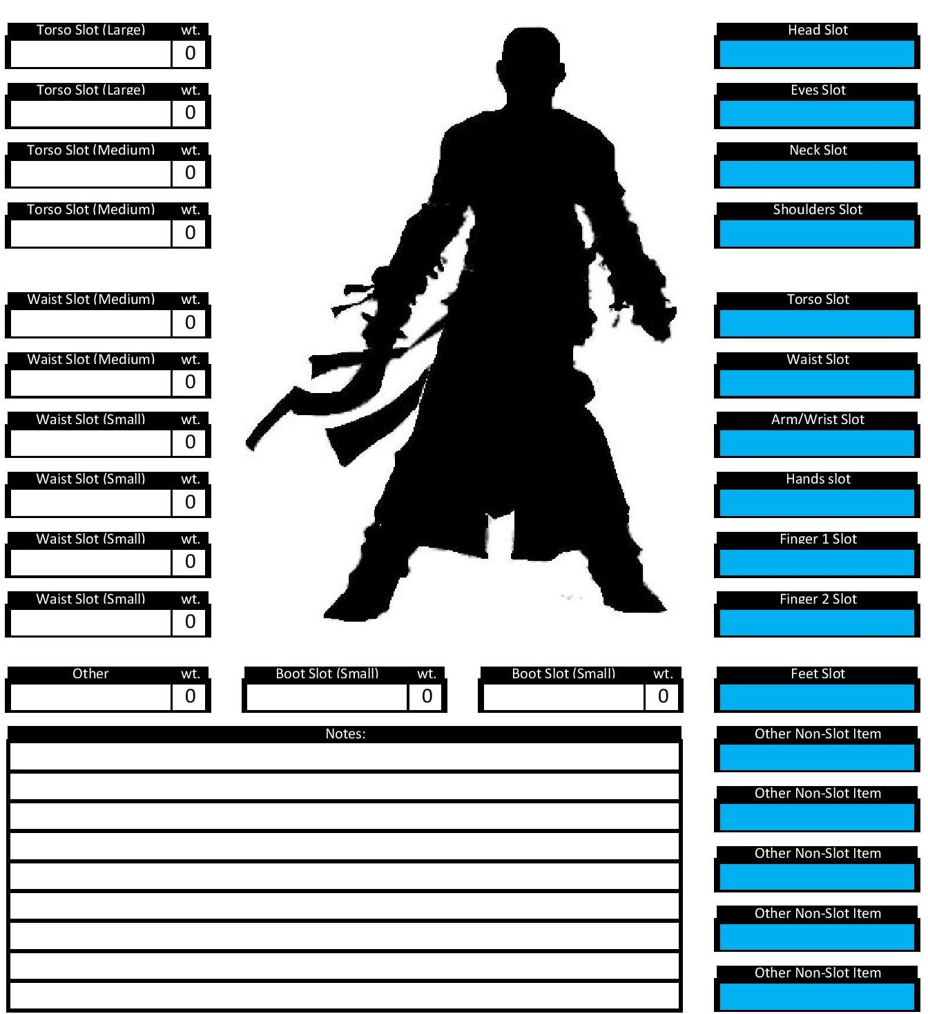Item slot stand alone sheet beta2 page 001