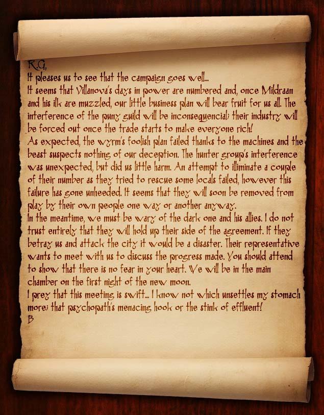 Rydian letter
