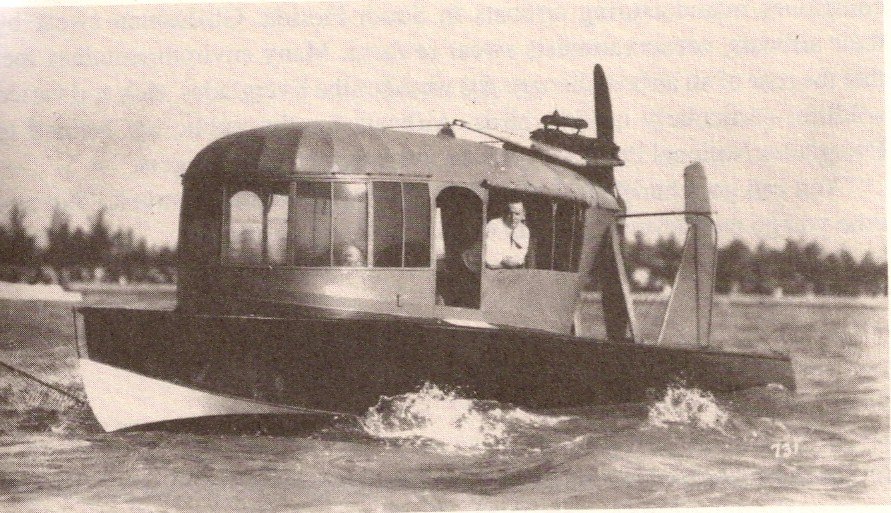 Curtiss airboat