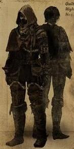 Bandit masked