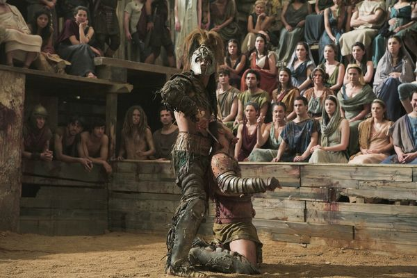 Spartacus gods of the arena episode 3 3