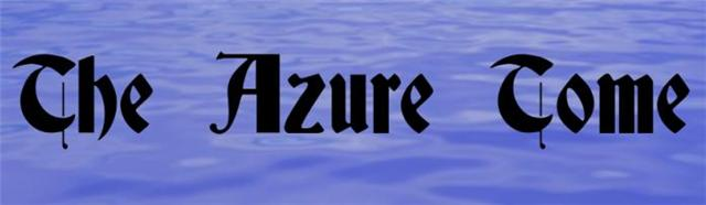 The Azure Tome