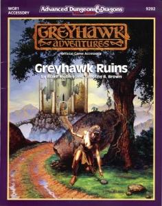 Greyhawk ruins cover