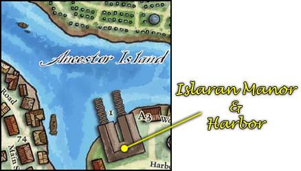 Mansión Islaran